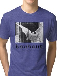 BAUHAUS - BELA LUGOSI'S DEAD Tri-blend T-Shirt