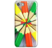 Circle of Color iPhone Case/Skin