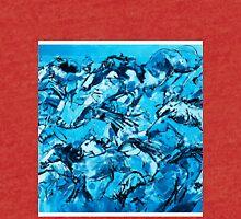 Running Horses BS Tri-blend T-Shirt