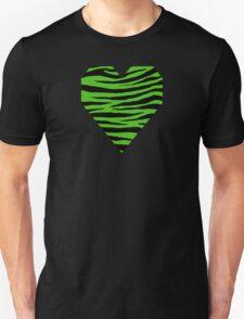 0336 Kelly Green Tiger Unisex T-Shirt