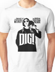 DIG! - THE BRIAN JONESTOWN MASSACRE Unisex T-Shirt