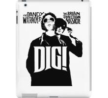 DIG! - THE BRIAN JONESTOWN MASSACRE iPad Case/Skin