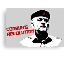 Corbyn Guevara Canvas Print