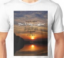 Psalm 96:10 inspirational Unisex T-Shirt