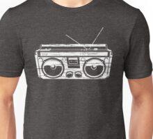 Child of the 1980's Eighties Radio Ga Ga Free Europe  Unisex T-Shirt