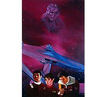 The Wrath of Khan Photographic Print