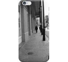 New Orleans Sidewalk iPhone Case/Skin