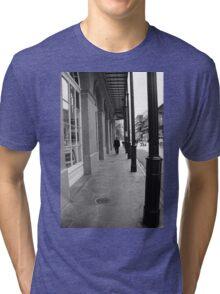 New Orleans Sidewalk Tri-blend T-Shirt