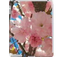 Bright Spring Cherry Blossoms iPad Case/Skin