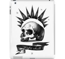 Life is strange Chloe misfit skull iPad Case/Skin
