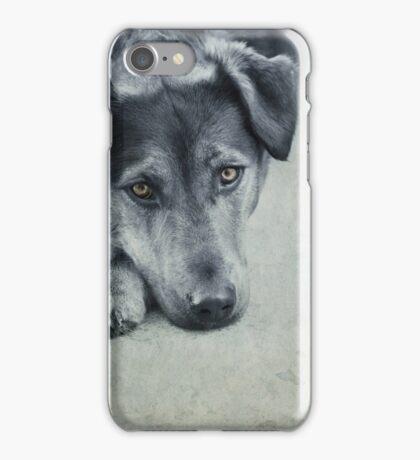 Luna Portrait iPhone Case/Skin