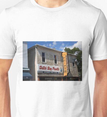 Flemington, NJ - Paint Shop Neon Unisex T-Shirt