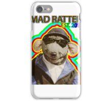 Roland Rat - Sunnies [Rainbow Stroke] Design iPhone Case/Skin