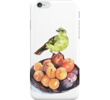 The Fruit Picker iPhone Case/Skin