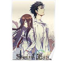Steins Gate  Anime  Poster