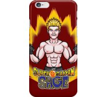 Super Saiyan Sage iPhone Case/Skin