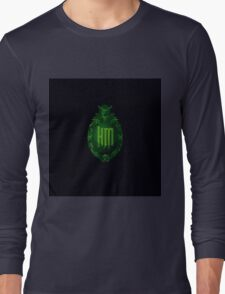 Haunted Mansion Plaque Long Sleeve T-Shirt