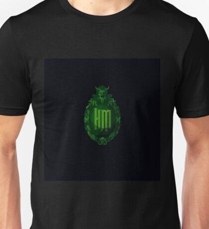 Haunted Mansion Plaque Unisex T-Shirt