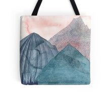 O'er The Wild Mountains Tote Bag