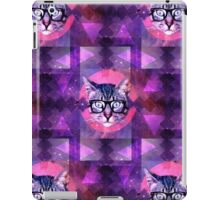 illuminati kitten iPad Case/Skin