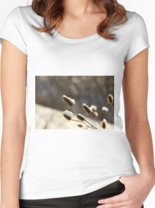 Day Dream Women's Fitted Scoop T-Shirt