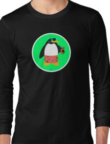Party Penguin Long Sleeve T-Shirt