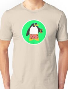Party Penguin Unisex T-Shirt
