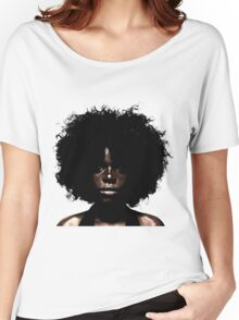 Her Eyes Have Seen. She Knows Women's Relaxed Fit T-Shirt