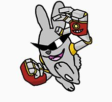 Robotic Arms on a Rowdy Rabbit! Unisex T-Shirt