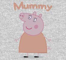 Mummy Pig One Piece - Long Sleeve