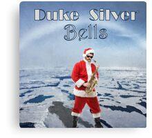 Duke Silver Bells Canvas Print