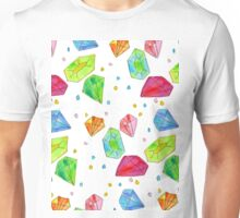 SHINE BRIGHT LIKE DIAMONDS Unisex T-Shirt