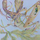 Grasshopper by Michelle Pullen