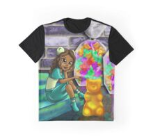 Sweet Gummy Bear Darla Graphic T-Shirt