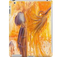 The day she flies iPad Case/Skin