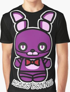 Hello Bonnie Graphic T-Shirt