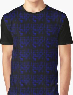 Blue Ends Graphic T-Shirt
