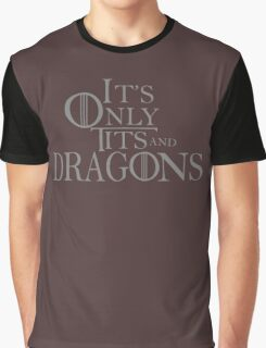 Game Of...Thrones??? Graphic T-Shirt