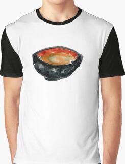 Miso Soup Bowl Graphic T-Shirt