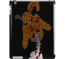 Spring Trap iPad Case/Skin