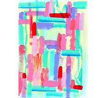 COLOR ME BABE Photographic Print