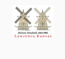 Lawrence, Kansas windmill Unisex T-Shirt