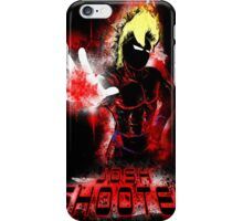 Saiyan Shooter  iPhone Case/Skin
