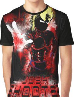 Saiyan Shooter  Graphic T-Shirt