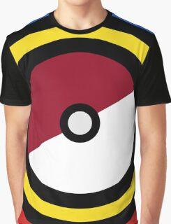 Pokemon Starters Graphic T-Shirt