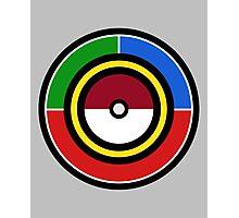 Pokemon Starters Photographic Print