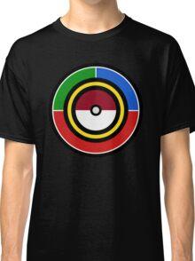 Pokemon Starters Classic T-Shirt