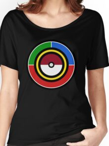 Pokemon Starters Women's Relaxed Fit T-Shirt