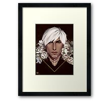 Dragon Age: Fenris Framed Print