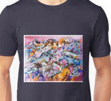 Running Horses - OG Unisex T-Shirt